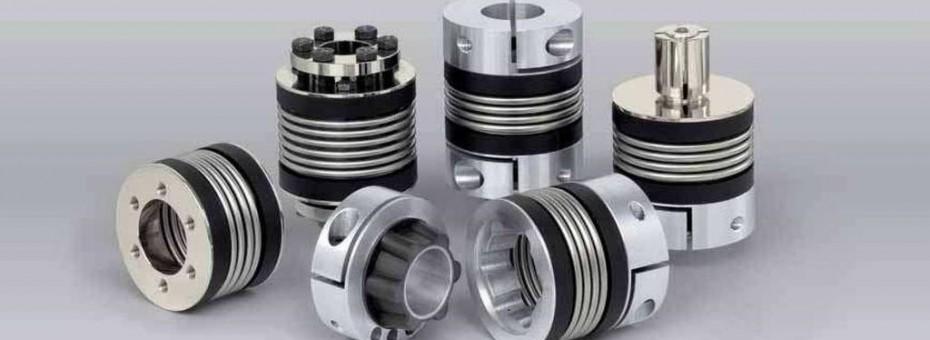 Vcam Automation Flexible Bellow Type Servo Motor Couplings