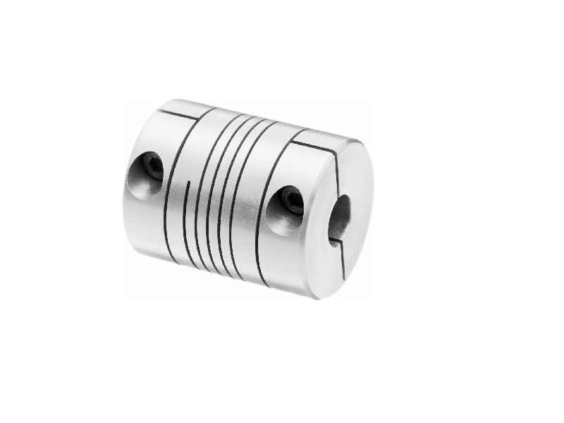 Helical Beam Type Encoder Coupling